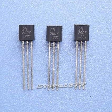 2SC945 NPN--100pcs 100pcs 2N2222 2N2907 2N3904 2N5401 2SC945 2N5551 8050 8550 9012 9013 9014 9015 9018 Transistor NPN PNP TO-92