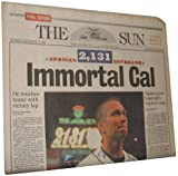 1995 Baltimore Sun Newspaper - Immortal Cal Ripken 2131 Straight Games Played