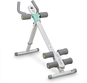 Ab Cruncher Abdominal Trainer Fitness Machine Body Shaper Gym Exercise Equipment