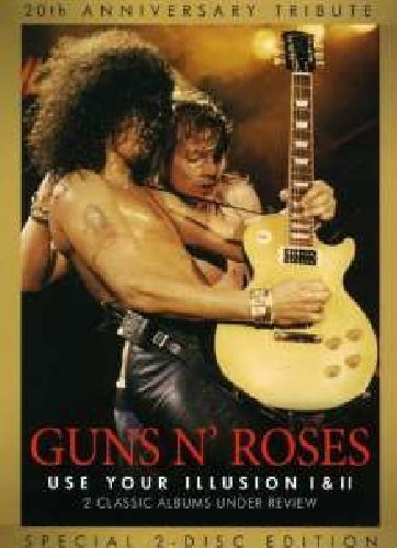 Guns N' Roses - Use Your Illusion I & II Special Edition (Two Classic Albums Under Review) [2DVD] [2012] [NTSC]
