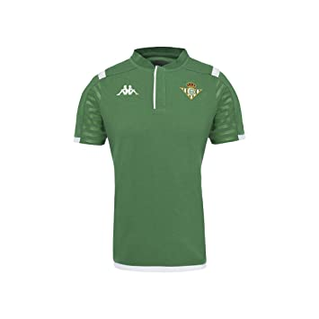Kappa Real Betis Balompie 2019-2020, Polo, Verde: Amazon.es: Ropa ...