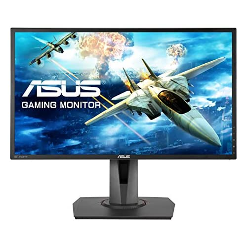 chollos oferta descuentos barato Asus MG248QR Monitor para PC Desktop 24 Resolución de la pantalla 1920 x 1080 1ms Negro