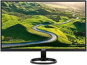 Acer R271 bid 27-inch IPS Full HD (1920 x 1080) Display (VGA, DVI & HDMI Ports),Black