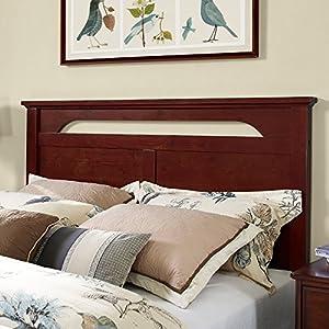 Ameriwood Home Dorel Living Grannis Panel Headboard - Full/Queen