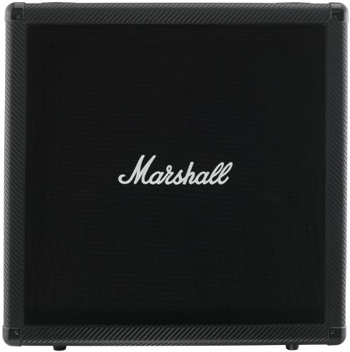 Marshall MG412BCF MG Series 120-Watt 4x12-Inch Straight Guitar Extension Cabinet (4x12 Extension Cabinet)