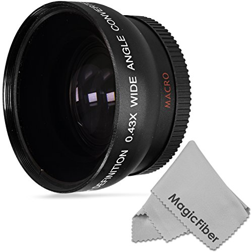 Vivitar 52MM 0.43x Wide Angle Lens Compatible with for sale  Delivered anywhere in USA