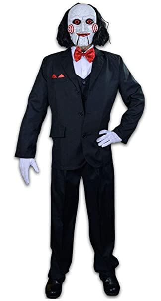Trick or Treat Studios Saw Billy - Disfraz de marioneta para ...