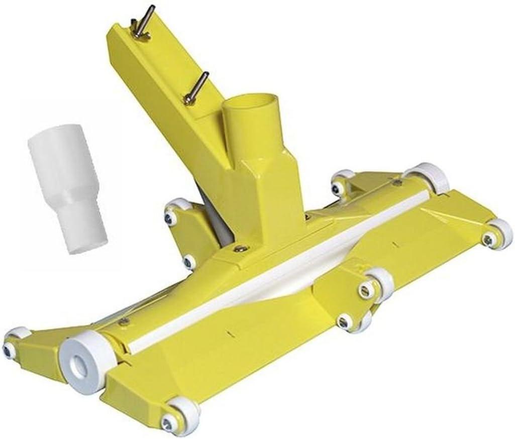 Fairlocks 48,3/cm T/ête Aspirateur pour piscine b/éton t/ête Aspirateur de piscine