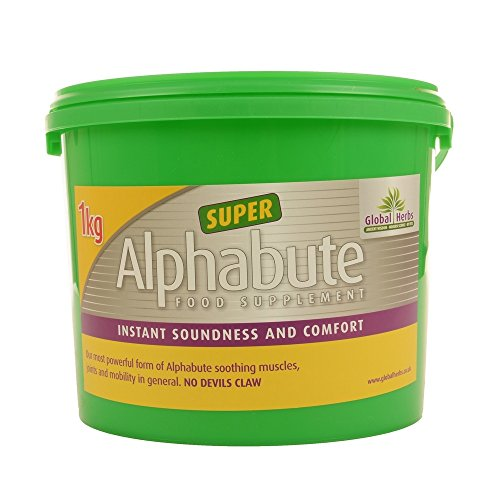 Global Herbs Alphabute Super (2lb) (May Vary) by Global Herbs