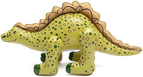 Peluche hinchable de dinosaurio de Hysian, 7335 cm, juguete de ...