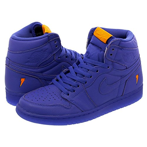 主権者分解する下に向けます[ナイキ] NIKE AIR JORDAN 1 RETRO HIGH OG G8RD BLUE LAGOON/BLUE LAGOON 【GATORADE】 【LIKE MIKE】 [並行輸入品]