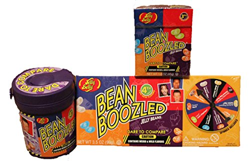 Kids Gift Set - Jelly Belly Bean Boozled 3 Pc Gift Set - Rea
