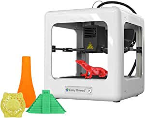 Ovieffice EasyThreed Nano Entry Level Desktop 3D Printer for Kids Students No Assembling Quiet Working Easy Operation High Accuracy