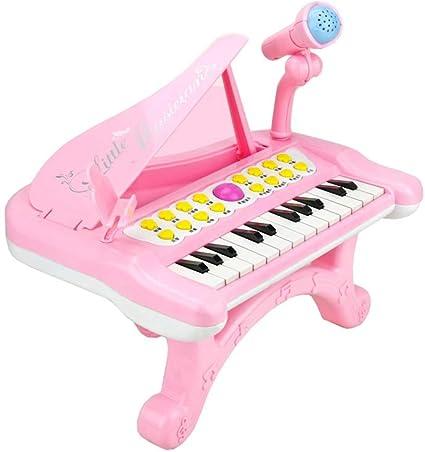 HXGL-piano Teclado Juguetes para niños Piano Puzzle Música ...