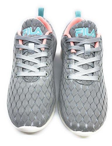 grigio sneakers Scarpe tela rosa in 3JW 1010335 donna FILA zqZ1X