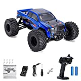 Distianert 1:12 Scale RC Cars Off-Road Rock Vehicle Climber Truck 2.4Ghz 4WD High Speed 45KM/H Radio Remote Control Racing Cars