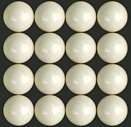 Box of 16 Coin Op Magnetic Pool Table Billiard Cue Ball 2 1/4""
