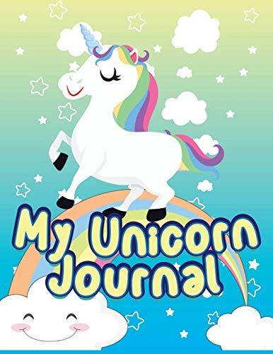 My Unicorn Journal: Cute Notebook Journal V32