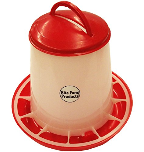 SMALL-RITE-FARM-PRODUCTS-HD-33-POUND-CHICKEN-FEEDER-LID-HANDLE-POULTRY-CHICK