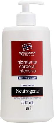Hidratante Corporal Norwegian Intensivo com Fragrância, Neutrogena, 500ml