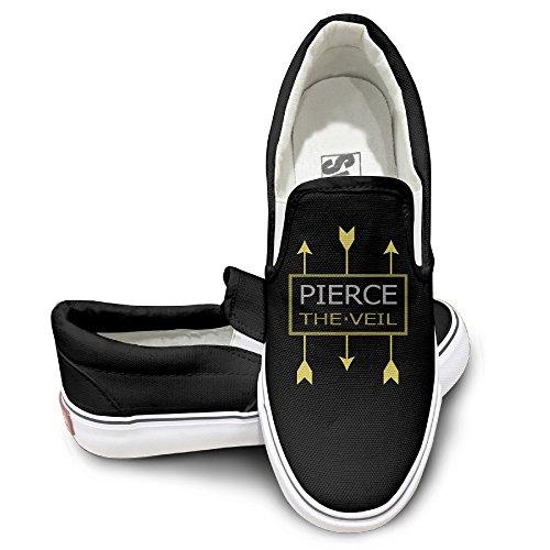TAYC Pierce The Veil New Design Shoes Black -