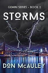 Storms (Gemini Series Book 2)