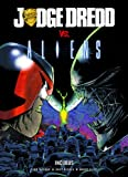 Judge Dredd vs. Aliens: Incubus by John Wagner front cover