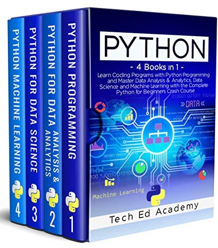 PYTHON: Learn Coding Programs with Python
