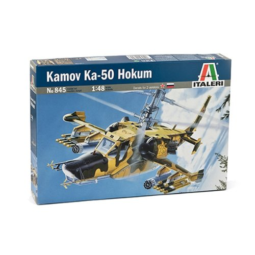Italeri Kamov Ka-50 Hokum Model Kit ()