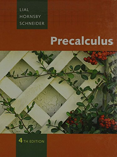 Precalculus plus MyMathLab Student Access Kit (4th Edition)