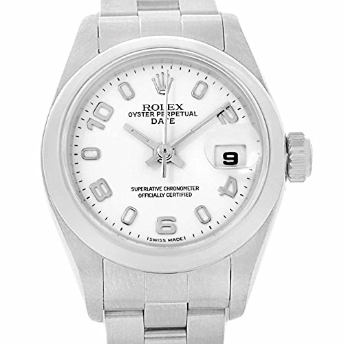 Rolex Date automatic-self-wind womens Watch 79160 (Certified Pre-owned)