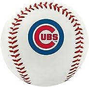 Bola de Beisebol com Logotipo do time Chicago Cubs Baseball, oficial, branco