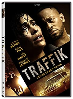 Book Cover: Traffik