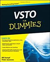 VSTO For Dummies Front Cover