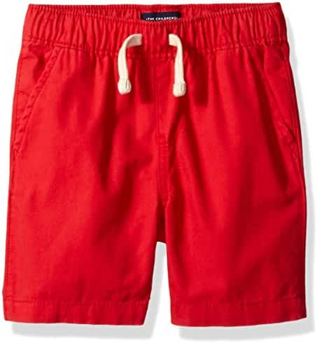 The Children's Place Toddler Boys' His Li'l Pull on Jogger Short