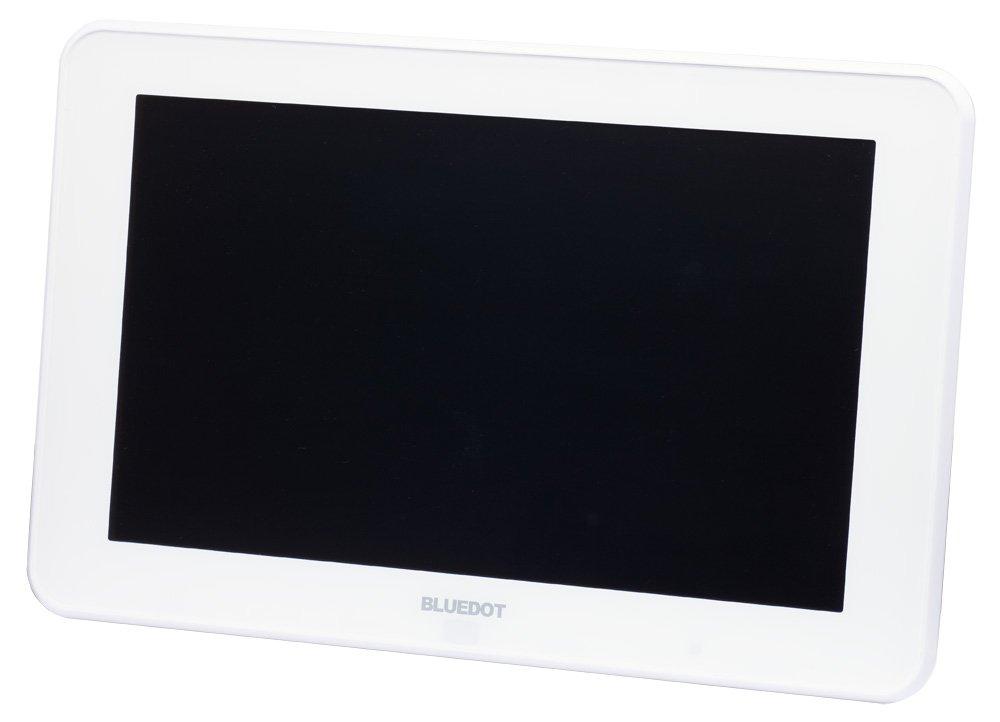 BLUEDOT 10V型 パーソナルデジタル テレビ BTV-1020W ワンセグ対応 ホワイト B005NKQ7OU  ホワイト