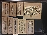 Stampin' Up! Sassy Suzie Stamp Set