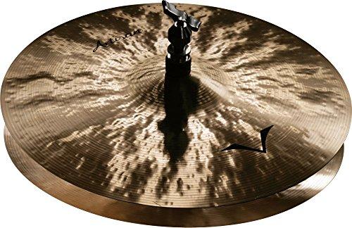 Sabian 13 Inch Vault Artisan Hi-Hats (Sabian Vault Hi Hat Cymbals)