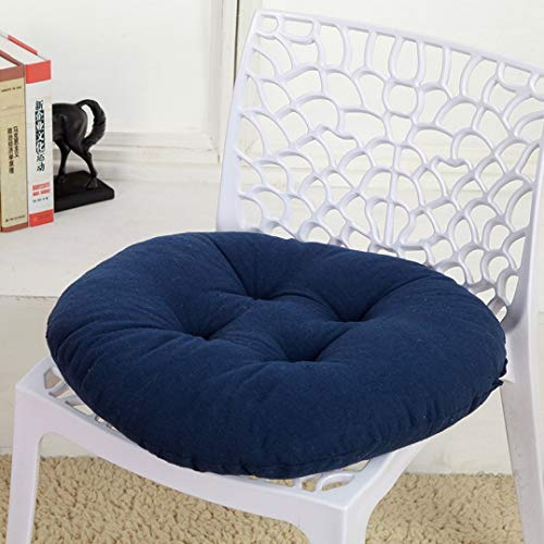 Round Seat Cushion Creative Chair Car Office Back Sofa Throw Pillow Home Textile