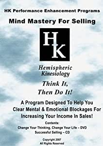 Mind Mastery For Selling (DVD & CD)