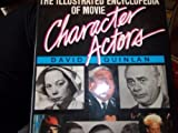 Illustrated Encyclopedia of Movie Characters, David Quinlan, 0517561719