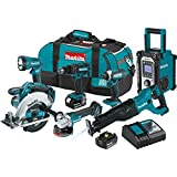 Makita XT704 18V LXT Lithium-Ion Cordless 7-PC. Combo Kit (3.0Ah) Review