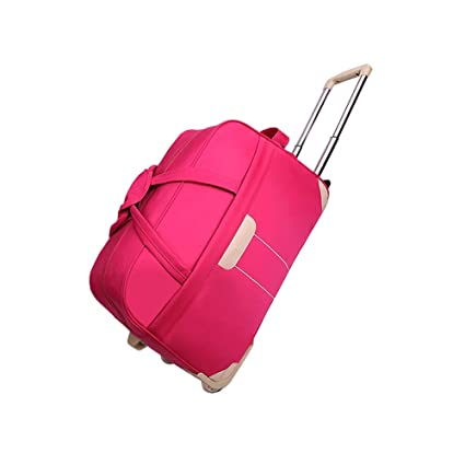 BMHFF Luggage Lightweight Waterproof Softshell Carry On Luggage Suitcase  Business Boarding The Chassis with 2 Spinner dc945dee54419