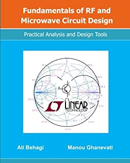 Microwave and rf engineering ali a behagi stephen d turner fundamentals of rf and microwave circuit design practical analysis and design tools fandeluxe Gallery