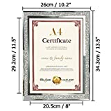 Amazing Roo Certificate Picture Frames A4 Size