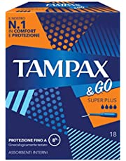 Tampax & Go Tampons