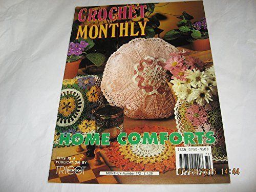 Crochet Monthly Number 172 1993 -