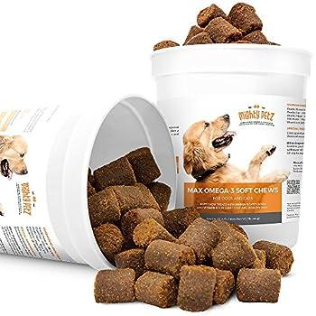 Amazon.com : Krill MAX Fish Oil For Dogs - Soft Moist