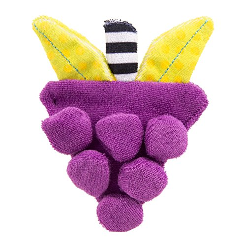 Sassy Terry Teether Freezies Grapes product image