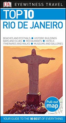 (Top 10 Rio de Janeiro (DK Eyewitness Travel Guide))